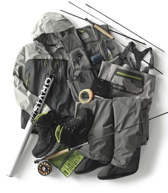 Orvis Ausrüstung zum Fliegenfischen