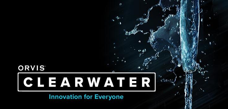 Die neuen Orvis Clearwater Fliegenruten. Innovation für alle!