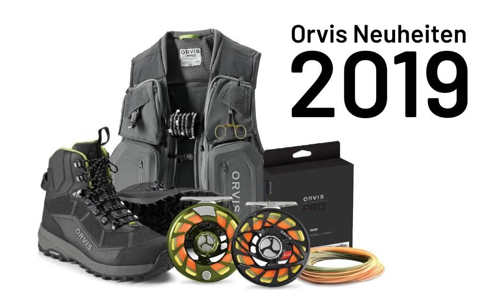 Orvis Neuheiten 2019
