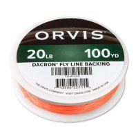 Orvis Dacron Backing Orange