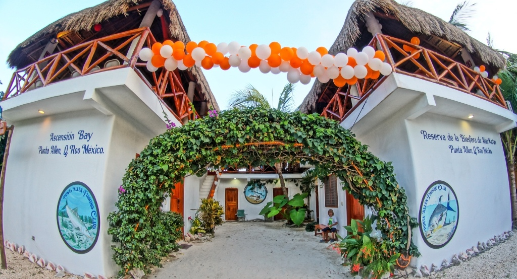 Mexiko Punta Allen Fliegenfischer Lodge