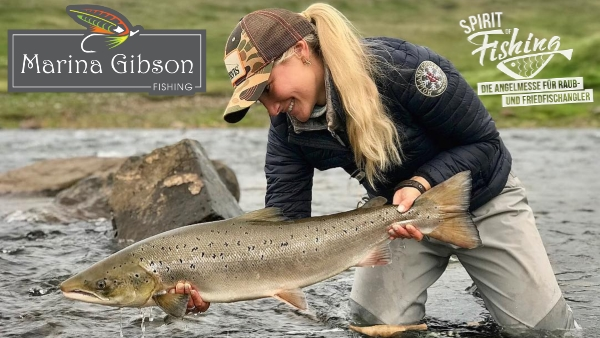 Marina Gibson on the Spirit of Fishing 2020