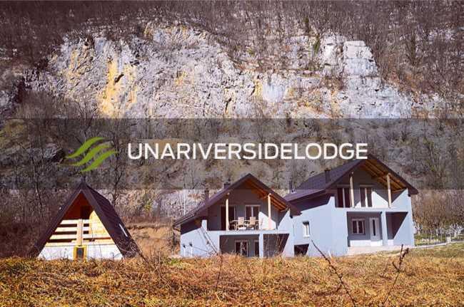 Fliegenfischen Una Riverside Lodge Bosnien