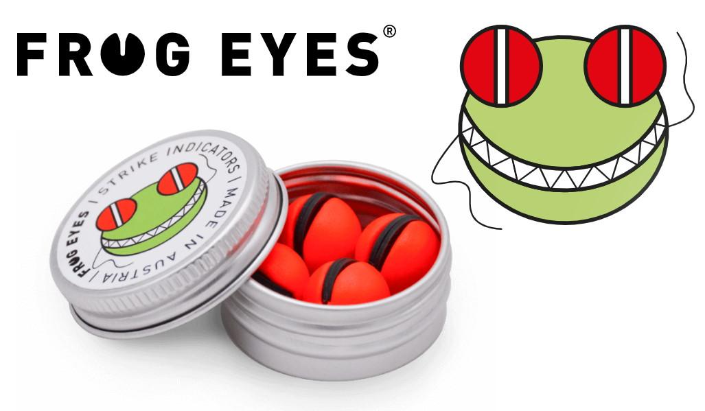 Frog Eyes Bissanzeiger